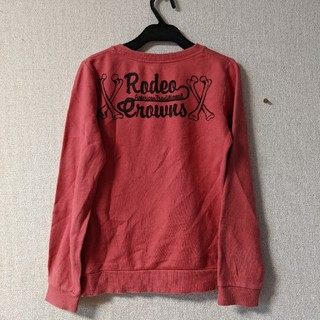RODEO CROWNS - Rodeo Crowns/S スウェットスウェット トレーナー