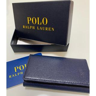 ポロラルフローレン(POLO RALPH LAUREN)の新品 PORO RALPH LAURENのキーケース(キーケース)