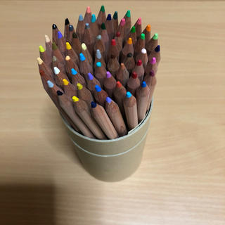 ムジルシリョウヒン(MUJI (無印良品))の色鉛筆(色鉛筆)