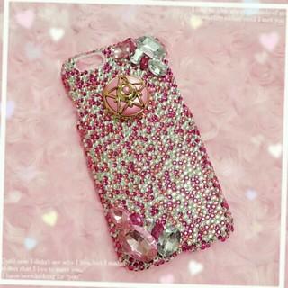 デコ♡セーラームーンiPhone6ケース(スマホケース)