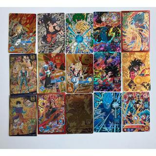 ドラゴンボール(ドラゴンボール)のドラゴンボールヒーローズ カードセット25枚(シングルカード)