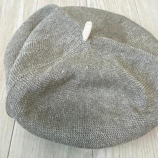 ビームスボーイ(BEAMS BOY)のリネン ビームスボーイ ベレー(ハンチング/ベレー帽)