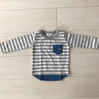 シマムラ(しまむら)のPOLO Baby Tシャツ ロンT 70cm(Tシャツ)