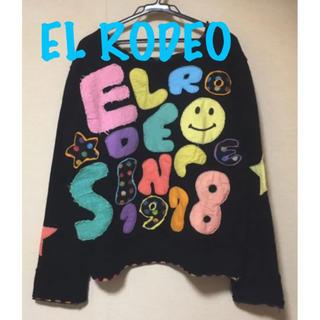 EL RODEO エルロデオ トップス トレーナー Tシャツ カットソー 長袖