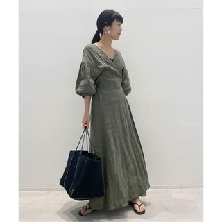 アパルトモンドゥーズィエムクラス(L'Appartement DEUXIEME CLASSE)のシュリ様専用:アパルトモン:Linen Madam Dress(その他)