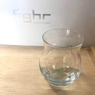 スガハラ(Sghr)のスガハラ ルミグラス ブルー(グラス/カップ)