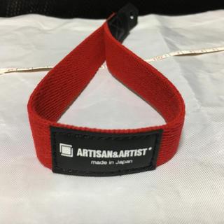 アルティザンアンドアーティスト(Artisan&Artist)のアルティザン・アンド・アーティストのリストストラップ(その他)