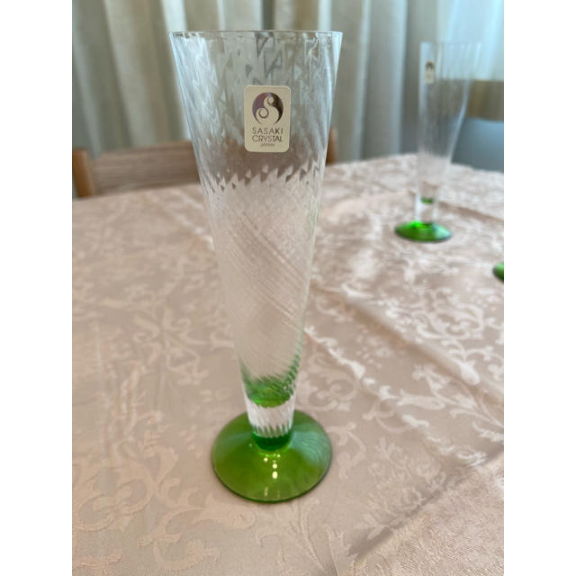 東洋佐々木ガラス(トウヨウササキガラス)のササキクリスタル 佐々木硝子 グラスセット インテリア/住まい/日用品のキッチン/食器(グラス/カップ)の商品写真
