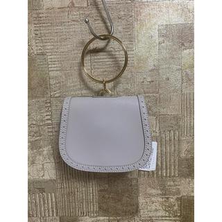 パピヨネ(PAPILLONNER)のミニハンドバッグ(肩掛け用ベルト付き)(ショルダーバッグ)