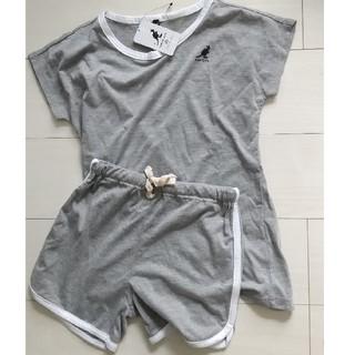 カンゴール(KANGOL)の未使用 カンゴール パジャマ 半袖 140cm(パジャマ)