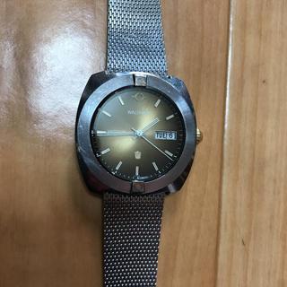 ウォルサム(Waltham)のwaltham vacuum automatic 自動巻き 腕時計。(腕時計(アナログ))