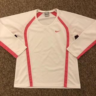 ナイキ(NIKE)のNIKE☆長袖 Tシャツ ロンT(Tシャツ(長袖/七分))