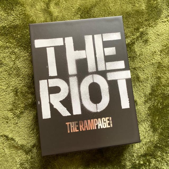 ラン ページ アルバム ランページ/THE RAMPAGE セカンドアルバム