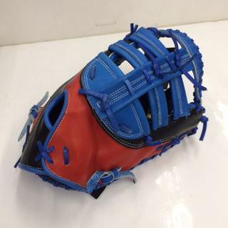 ザナックス(Xanax)の【Xanax】ザナックス 軟式用ミット 軟式ファーストミット トラスト 一塁手(グローブ)