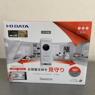 アイオーデータ(IODATA)のライブネットワークカメラ Qwatch TS-WRFE(防犯カメラ)
