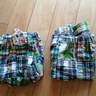 エフオーキッズ(F.O.KIDS)のエフォーキッズ スカート 120 オマケ付 お揃い 双子(スカート)