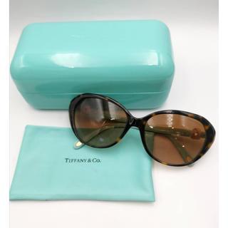 Tiffany & Co. - TIFFANY  ティファニー サングラス ライトブルー