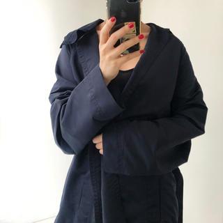 スタニングルアー(STUNNING LURE)の★確認ページ★❤️美品❤️stunning lure コート 濃紺(ロングコート)