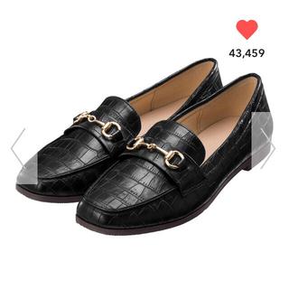 ジーユー(GU)のGU ビットローファー L(ローファー/革靴)