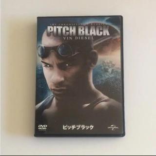 ユニバーサルエンターテインメント(UNIVERSAL ENTERTAINMENT)のピッチブラック DVD(外国映画)