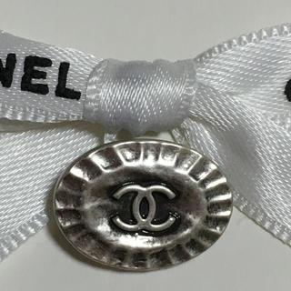 シャネル(CHANEL)のシャネルボタン♡シルバープレート(その他)
