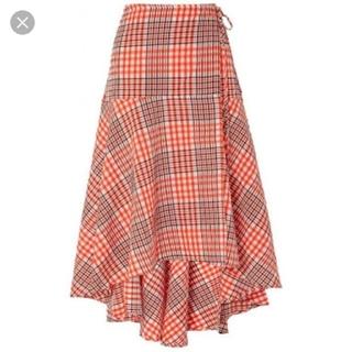 メゾンドリーファー(Maison de Reefur)のガニー ラップスカート(ロングスカート)