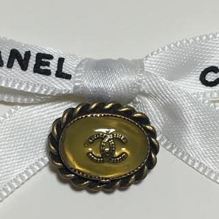 シャネル(CHANEL)のシャネルボタン♡CHANELプレート(その他)