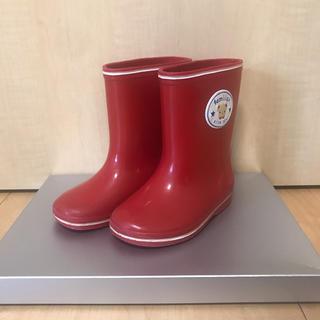 ファミリア(familiar)のファミリア 長靴 レインブーツ 14cm ミキハウス(長靴/レインシューズ)