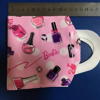 バービー(Barbie)のマスクケース(立体・四角両用)(その他)