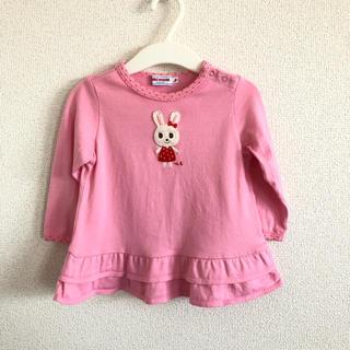 ミキハウス(mikihouse)のミキハウス トップス 70〜80(Tシャツ)