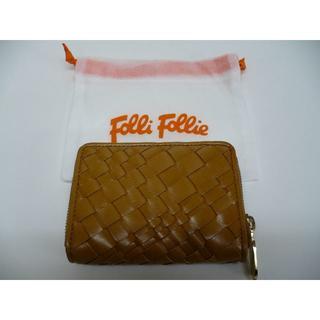 フォリフォリ(Folli Follie)の箱なし特価★Folli Follie~フォリフォリ 短財布 / 小銭入れ(コインケース)