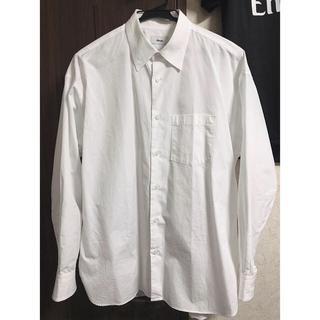 コモリ(COMOLI)のAllege×THOMAS MASON コラボシャツ(シャツ)