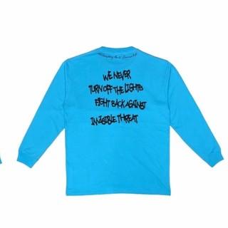 ワニマ(WANIMA)のLEFLAH message ロンt(Tシャツ/カットソー(七分/長袖))