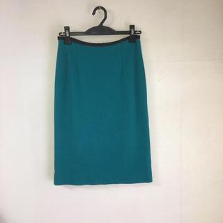 アングローバルショップ(ANGLOBAL SHOP)のフォードミルズ  スカート  グリーン系   アングローバル(ひざ丈スカート)