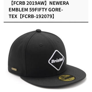 エフシーアールビー(F.C.R.B.)の<F.C.Real Bristol>NEWERA キャップ 新品 送料込み(キャップ)