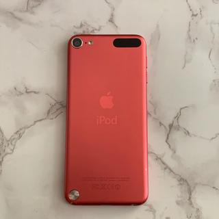 アイポッドタッチ(iPod touch)のiPod touch 第5世代 ピンク 32GB 箱有(ポータブルプレーヤー)