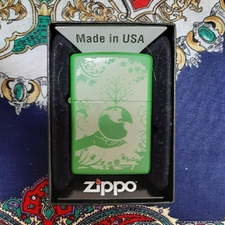 ジッポー(ZIPPO)の新品未使用 ZIPPO ジッポライター(タバコグッズ)