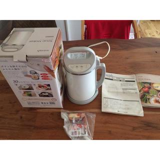 ドウシシャ(ドウシシャ)のドウシシャ値下げ minish スープメーカー(調理機器)