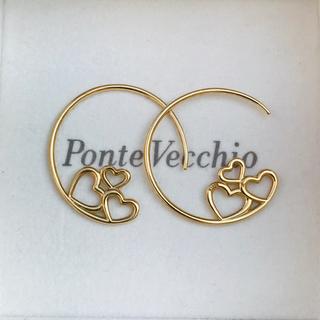 ポンテヴェキオ(PonteVecchio)のポンテヴェキオ 18K YG ピアス(ピアス)