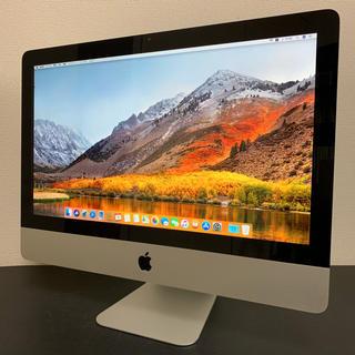 マック(Mac (Apple))の 希少Corei7搭載モデル!! Apple iMac2011 21.5inch(デスクトップ型PC)