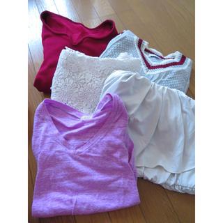 リップサービス(LIP SERVICE)のブランド揃い ワンピースなどセット販売(Tシャツ(長袖/七分))