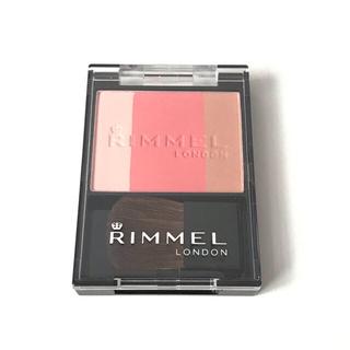 リンメル(RIMMEL)のリンメル スリーインワン モデリングフェイスブラッシュ(フェイスカラー)