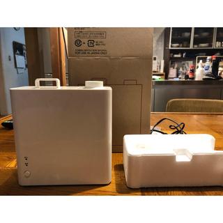 MUJI (無印良品) - 無印良品  デスクトップアロマ加湿器 TPK MJH101