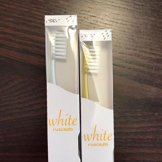 ルシェロ 歯ブラシ w-10(歯ブラシ/デンタルフロス)