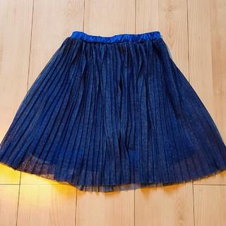 エフオーキッズ(F.O.KIDS)の130 チュールスカート ひだスカート(スカート)