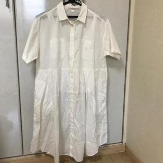 ムジルシリョウヒン(MUJI (無印良品))のマタニティチュニック 授乳服(マタニティワンピース)