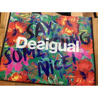 デシグアル(DESIGUAL)のデシグアルショップバッグ(ショップ袋)