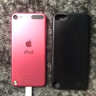 アイポッドタッチ(iPod touch)の即日発送 iPod touch 32GB ピンク 美品 第5世代(その他)