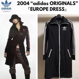 アディダス(adidas)の安室奈美恵着 adidas originals EUROPE DRESS(ロングワンピース/マキシワンピース)