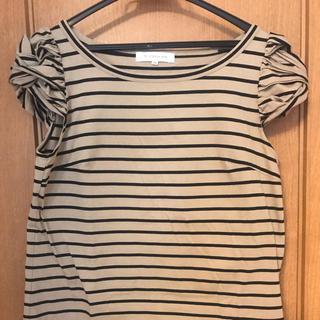 エムプルミエ(M-premier)のM-PREMIER  Tシャツ(Tシャツ(半袖/袖なし))